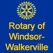 Rotary of Windsor-Walkerville logo