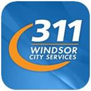 311 Windsor City Services icon