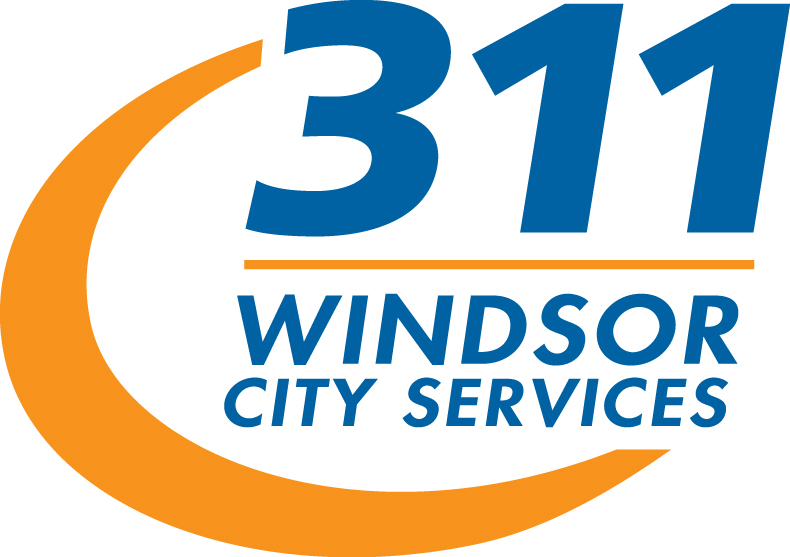 311 Windsor City Services logo