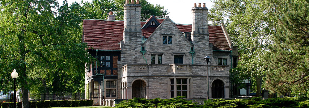 Willistead Manor Exterior