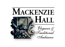 Mackenzie Hall Elegance and Traditional Ambiance