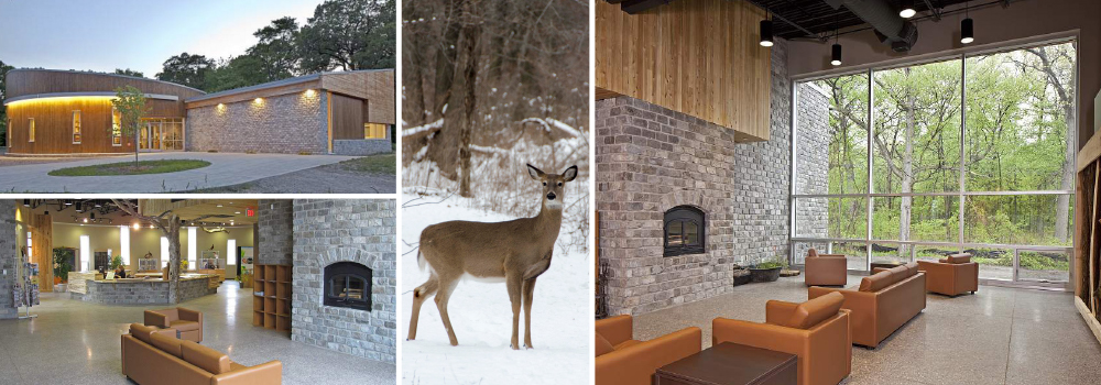 Ojibway Nature Centre Interior and Exterior Photos