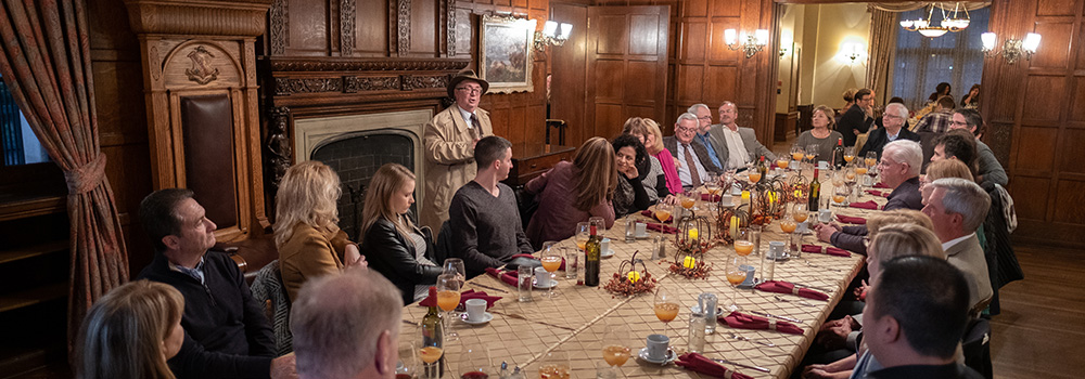 Willistead Manor Harvest Dinner Event, 2019