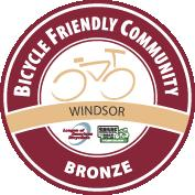 Bicycle Friendly Communities Bronze Medal