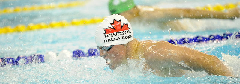 Swimmers compete at the WIATC