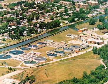 Little River Pollution Control Plant