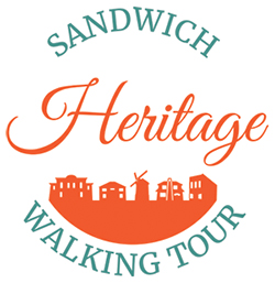 Sandiwch Heritage Walking Tour logo