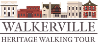 Walkerville Heritage Walking Tour logo