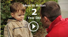 Video thumbnail to Ideas in Action for 2 Year Old