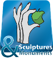 Sculptures and Monuments button